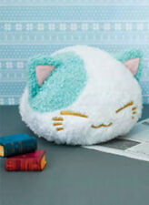 NEW FuRyu Nemuneko Winter Color Teal Stuffed Big DX Plush 33cm AMU-PRZ7703 USA
