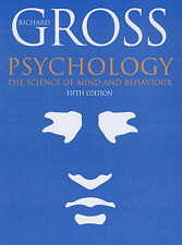 Psychology: The Science of Mind and Behaviour Includes CD-ROM (Hodder-ExLibrary