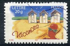 STAMP / TIMBRE FRANCE OBLITERE N° 3788 VACANCES / AUTOADHESIF