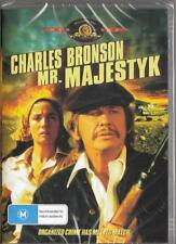 MR. MAJESTYK - CHARLES BRONSON - NEW & SEALED DVD - FREE LOCAL POST