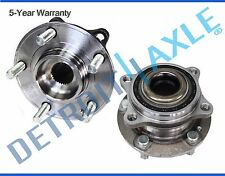 Pair (2) NEW Front or Rear Wheel Hub and Bearing Assembly for Hyundai & Kia