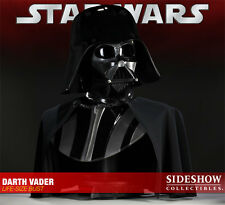 Star Wars Darth Vader Full Size Bust Sideshow Collectibles