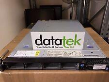 IBM X3550 M3 1U RACK SERVER - 2 x L5520, 8GB, M5015 / 512MB, 2x PSU, 8x SFF