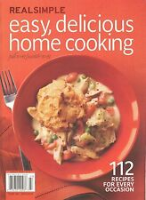 Magazine - Real Simple - Easy, Delicious Home Cooking - Fall 2012 / Winter 2013