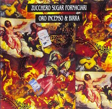 Zucchero Sugar Fornaciari - Oro Incenso & Birra ( SACD - Album - Remastered )