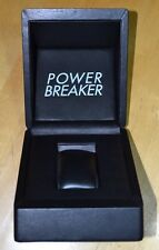 Watch Box De GRISOGONO Power Breaker NO1 NO2 NO5 PVD Gold Stainless Steel OEM