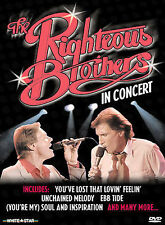 The Righteous Brothers - In Concert (DVD, 2003)