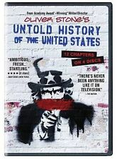 Untold History of the United States (DVD, 2015, 4-Disc Set)