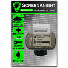 ScreenKnight Garmin Foretrex 401 SCREEN PROTECTOR invisible military shield