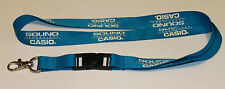 CASIO Sound Technology Schlüsselband Lanyard NEU (T93)