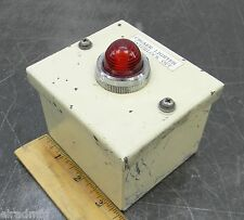 "ELECTRICAL ENCLOSURE 3-1/2""X3-1/4""X3"" ELECTRICAL BOX USED"