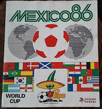 Mexico 86 panini stickers terminer votre album pick 5