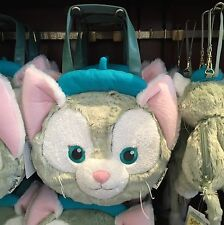 NWT Tokyo Disney Sea Gelatoni Face Shoulder bag/ Backpack TDR Japan Duffy