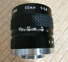 1PCS Used  PENTAX 50MM 1:1.4 Lens Tested