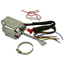 12V Universal Street Hot Rod Chrome Turn Signal Switch For  BUICK FORD GM