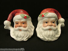 Santa Seasoners Salt Pepper House of Lloyd 1997 Christmas Around the World
