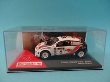FORD FOCUS WRC 00 #6 - CARLOS SAINZ - RALLY CHIPRE 2000 - 1/43 NEW IXO ALTAYA