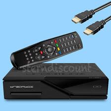 DREAMBOX DM520 KABEL-Receiver Linux E2 DVB-C/T2 HDTV IPTV 2xUSB LAN PVR Schwarz