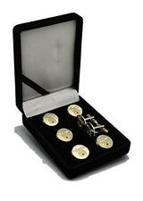 Shriner's Masonic Tux Suit Button Cover Set