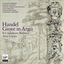Handel: Giove in Argo, New Music