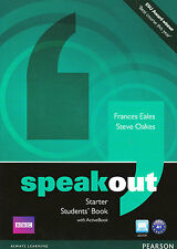 Longman SPEAKOUT Starter Students Book & DVD/Active Book Multi-Rom Pack @NEW@