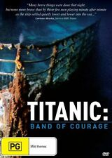 Titanic Band of Courage DVD NEW
