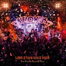 KROKUS - LONG STICK GOES BOOM (LIVE FROM THE HOUSE OF RUST)  CD NEU