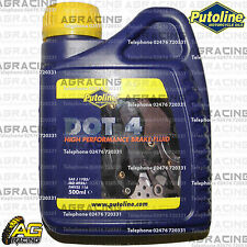 Putoline DOT 4 Performance Brake Fluid 500ml For Motocross Enduro Motorcycles