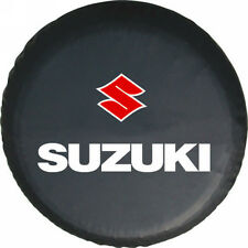 "SUZUKI Grand Vitara Samurai XL-7 Spare Wheel Tire Soft Leather Cover 27"" Fashion"