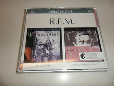 Cd   R.E.M.  ‎– Document/Life's Rich Pegeant