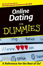 Online Dating For Dummies by Judy Silverstein, Michael Lasky (Paperback, 2003)