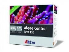 AQM Red Sea Algea Control Test Kit , Saltwater Marine Corals Live Fish