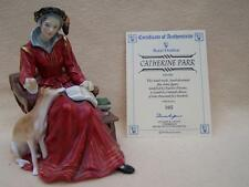 LTD ROYAL DOULTON HENRY VIII WIFE CATHERINE PARR HN3450