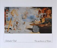 Salvador Dali The Apotheosis of Homer Poster Kunstdruck Bild 40x50cm