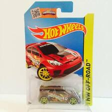 Hotwheels 12' Ford FIESTA Sport - Hot Pick