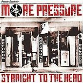 More Pressure Vol.1: Straight to the Head, Various Artists, Very Good