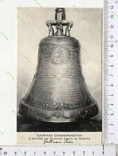860) foto cartolina monumento caduti GUERRA 15/18 GALLICANO NEL LAZIO ROMA