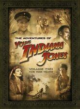 Adventures of Young Indiana Jones, Vol. 2 [9 Discs] (2007, DVD NEUF)9 DISC SET