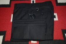 Ralph Lauren Black Label Made in Italy Cotton Blend Dress Pants 34 R