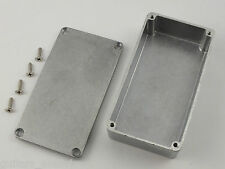 EFFECTS PEDAL EMPTY CAST ALLOY BOX for DIY FX Stomp Box building
