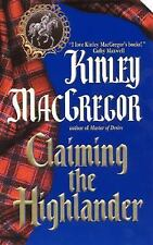 Claiming the Highlander (The MacAllisters), Kinley MacGregor, Good Book