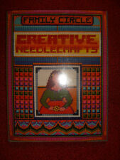 Family Circle Creative Needlecrafts - 1978