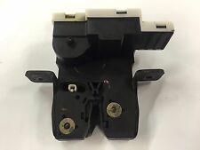 Nissan Micra K12 electric boot / tailgate lock catch solenoid 2003 - 2007 March