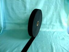 """1 Roll Knit Knitted Elastic 3"""" inch Wide~ 50 yards -Black"""