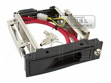 "ADATTATORE VANO HARD DISK HDD 3,5"" SATA II IN SLOT 5,25"" PER CASE PC"