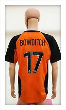 Dean Bowditch Signed Replica Away Shirt Ipswich Town 2003-05. No Reserve!