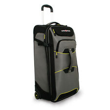 "Wenger SwissGear Sierre II 30"" Rolling Luggage Lift Backpack - Cement Gray"