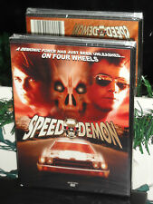 Speed Demon (DVD) Candace Moon, Mark Ian Miller, Collin Stark, Candace Moon, NEW