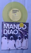 Mando Diao God Knows Ltd Yellow 7""