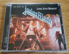 "JUDAS PRIEST  ""The Best Of Judas Priest: Living After Midnight""   NEW   (CD)"